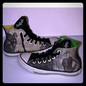Converse All-Star Batman Arkham City Batman/Joker